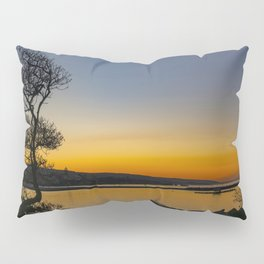 The Wedge Tree at Dawn Pillow Sham