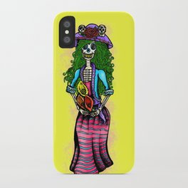 'La Catrina' (Day of The Dead) iPhone Case