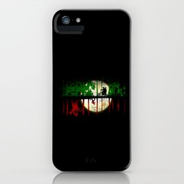 Parallel Universe Gift for Science Fiction Lovers iPhone Case