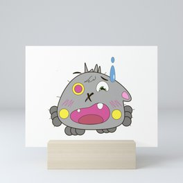 Catty Mini Art Print