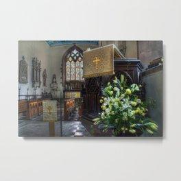 St Peter's Church Metal Print