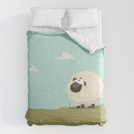 The sheep Comforters