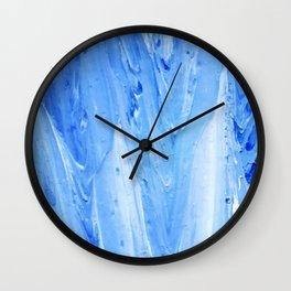 Lapeda Textile Art - 17 Wall Clock