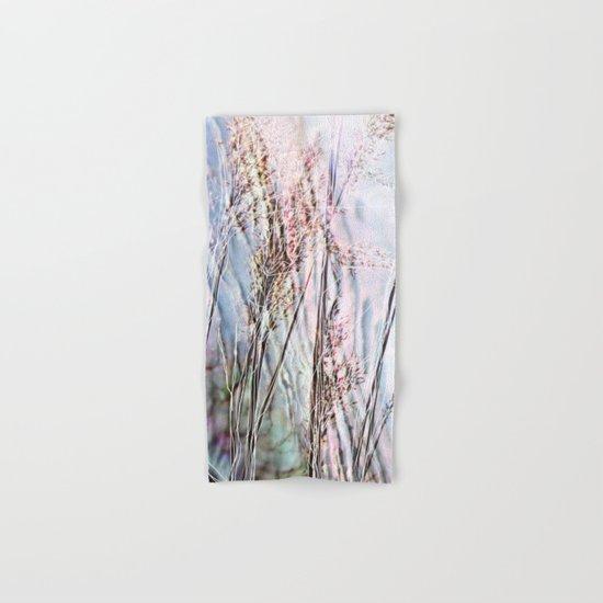 Magical Reeds - JUSTART (c) Hand & Bath Towel