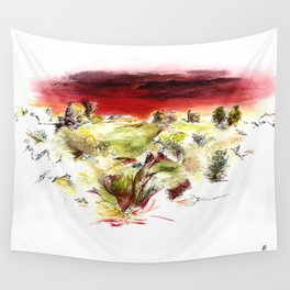 High Ground Wall Tapestry