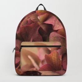 French Hydrangea Flowers Backpack