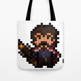 Graves, The Pixel Gunslinger Tote Bag