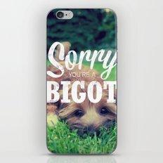 Sorry! iPhone & iPod Skin