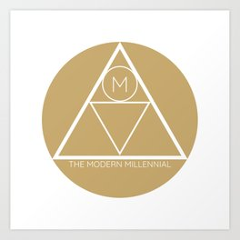 ModMil Logo Art Print