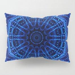 Sapphire Waves Pillow Sham