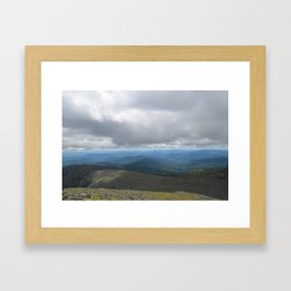Before We Were Privy to the Knowledge Framed Art Print