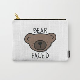 Bear Faced Carry-All Pouch