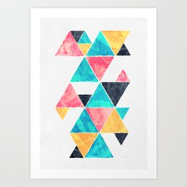 Equipoise Art Print
