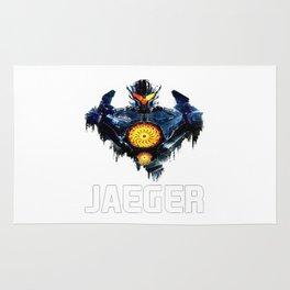 PacificRim Jaeger Rug