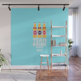 Team Bride Ukraine 2017 T-Shirt Da83w Wall Mural
