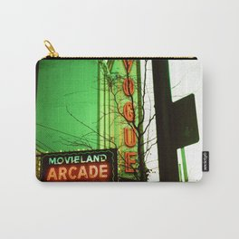Movieland Arcade, Vancouver Carry-All Pouch