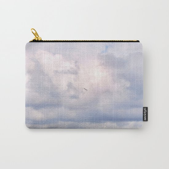 Pastel vibes 41 - El vuelo Carry-All Pouch