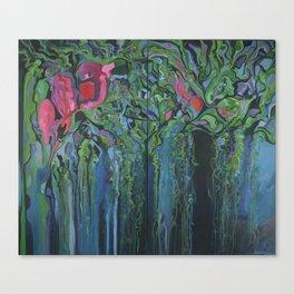Chinampas Canvas Print