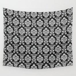 Wallpaper Black Wall Tapestry