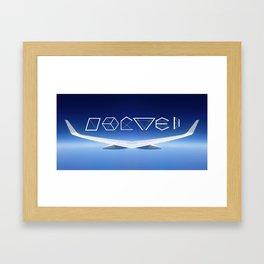 Norwei Wing Framed Art Print