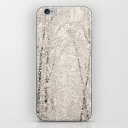 The White Stuff iPhone Skin