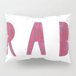 Rad - Red Pillow Sham