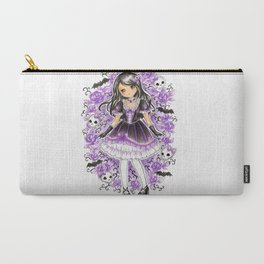 Gothic Lolita Carry-All Pouch