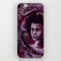 australia iPhone & iPod Skins featuring Australia by Holly Carton