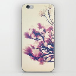 The Crowing Glory of Spring iPhone Skin