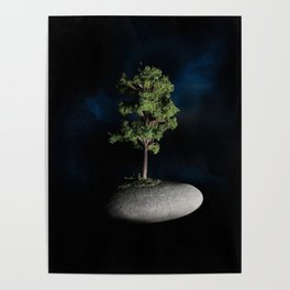 The First Sanctuary in Space Poster