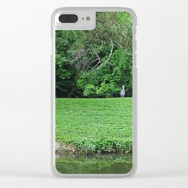 The Smuggler III Clear iPhone Case