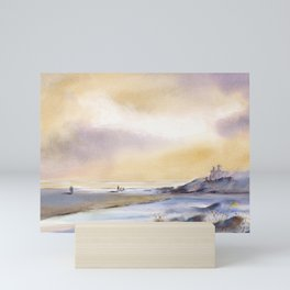 Good Harbor Beach, Gloucester, MA Mini Art Print