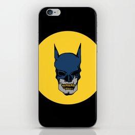 Death Wayne iPhone Skin
