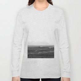 Iceland Landscape 001 Long Sleeve T-shirt