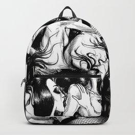 Love Triangle Backpack