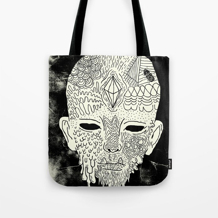 Son of Beetleman Tote Bag