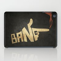 cowboy bebop iPad Cases featuring See You Space Cowboy... by 5eth