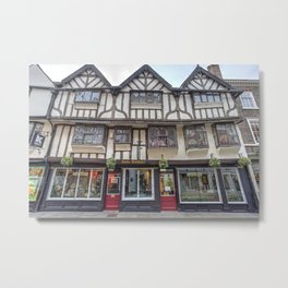 Mulberry Hall York Metal Print