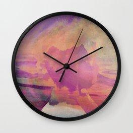 Viro Landscape Wall Clock
