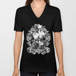 Reflection Unisex V-Neck
