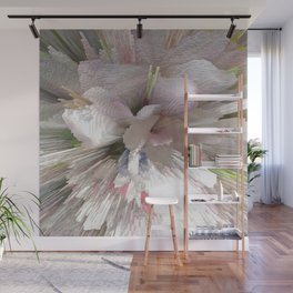 Abstract apple tree Wall Mural