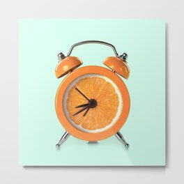 CLOCKWORK ORANGE Metal Print