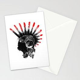 cyberpunk Stationery Cards