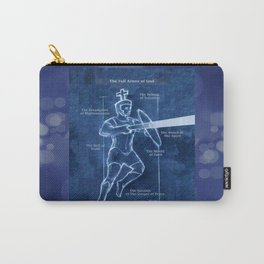 Full Armor of God - Warrior 3 Carry-All Pouch
