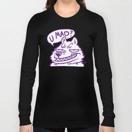 Mad Dogs: TROLL SHIBE Long Sleeve T-shirt