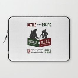 Battle of the Pacific Laptop Sleeve