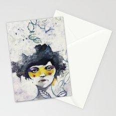 Ti conosco mascherina Stationery Cards