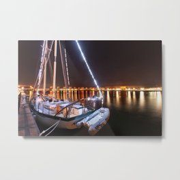 Appledore Metal Print