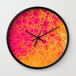 Funky Dinosaur HEAT Wall Clock