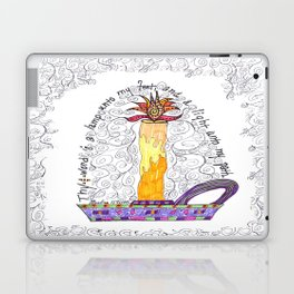 Thy Word Is A Light Laptop & iPad Skin